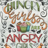 Hungry Girls Poster
