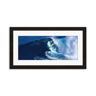 Double Overhead Framed Art Print