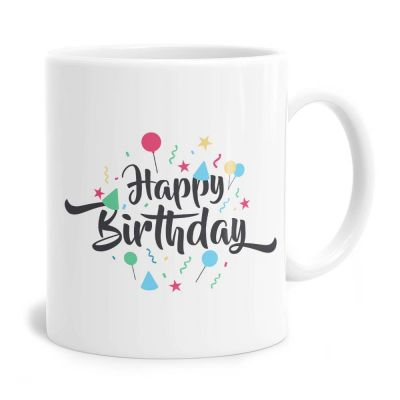 Party Birthday Tea Coffee Mug
