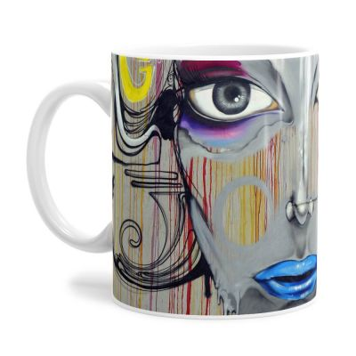 Graffiti Dream Tea Coffee Mug