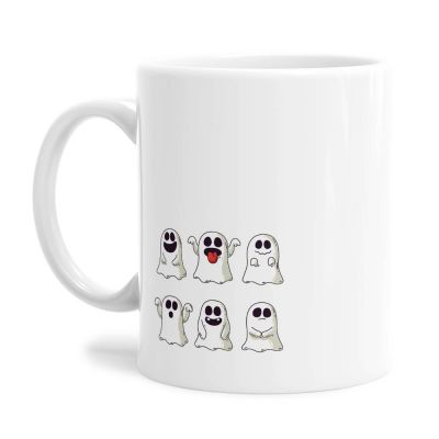 Ghost Party Tea Coffee Mug