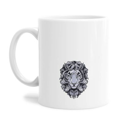 Blue Lion Tea Coffee Mug