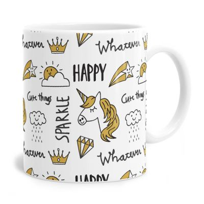 Cute Things Sparkle Tea Coffee Mug