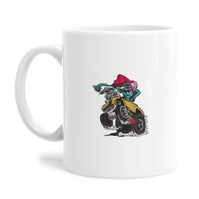 Hot Rod Harry Tea Coffee Mug