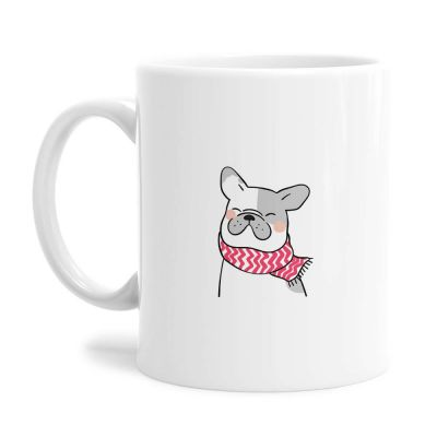 Cozy Puppy Tea Coffee Mug