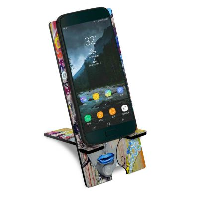 Graffiti Dream Phone Stand
