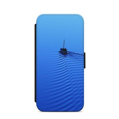 Morning Blues iPhone Wallet Case